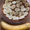 Use stale animal crackers and brown bananas for this banana cream pie recipe