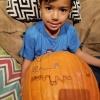 Recipe for eating Halloween pumpkins