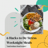 De-stress weeknight meals with tips from Chef Alison